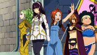 Team Mermaid Heel