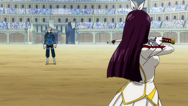 File:Kagura tells Lyon to use his full power.png