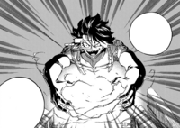 Wall prepares his cannon