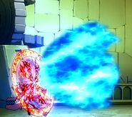 Totomaru's Blue Fire
