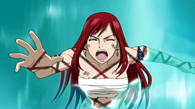 File:Erza being absorbed by lacrima.jpg
