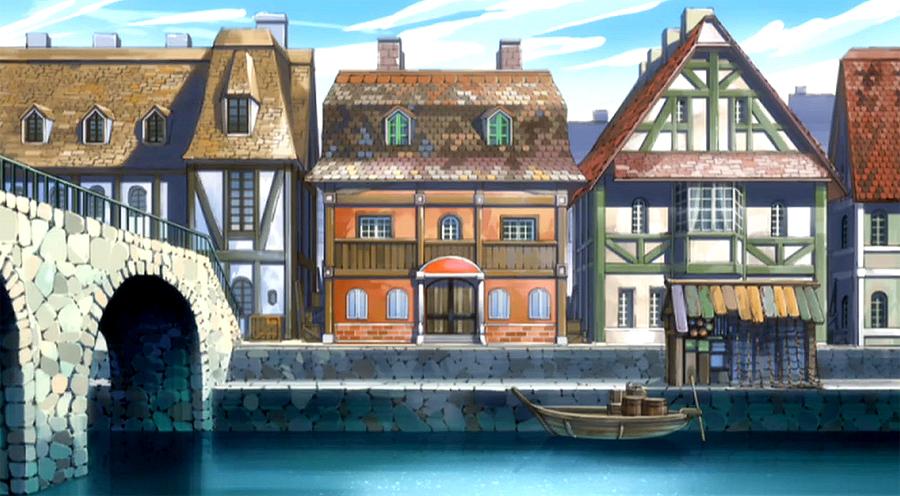 Lucy 39 S Apartment Fairy Tail Wiki Fandom Powered By Wikia