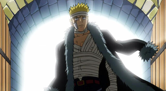 File:Fairy Tail Laxus going to Makarov in the Anime.jpg