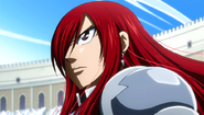 Erza challenges 100 monsters