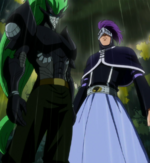 Freed and Bickslow confront Rustyrose (anime).png