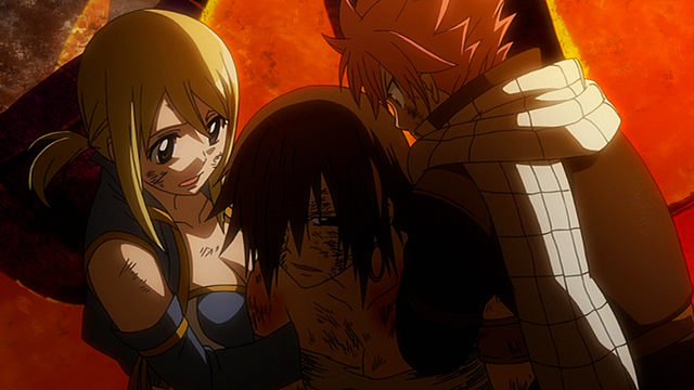 File:Natsu and Lucy save Éclair.png