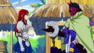 Moka's reward denied by Erza