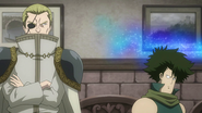 Warrod and Precht hear Zera