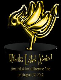 Hibiki Lates Award 2