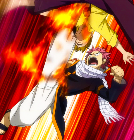 File:Natsu attacks Sabertooth.png