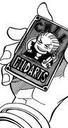 Gildarts Calling Card