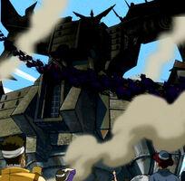 Phantom Lord Headquarters#Super Mage Giant Phantom MK II
