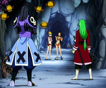 Freed and Bickslow vs. Lucy and Cana.png