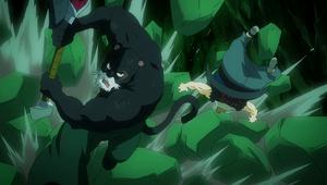 Pantherlily defeats Neppa