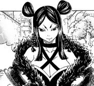 Minerva Confronts Erza