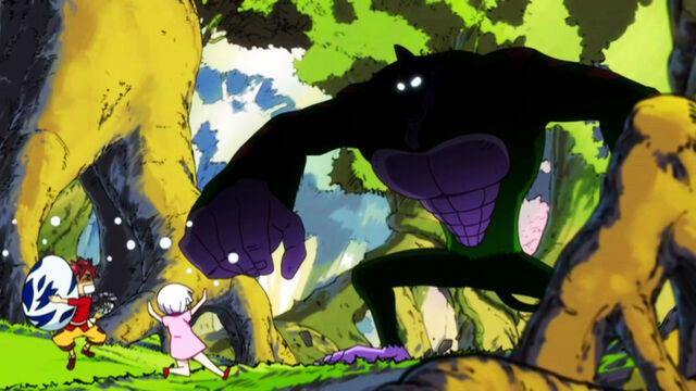 File:The gorian finds Natsu and Lisanna.jpg