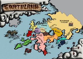 Yer Diyar Harita