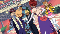 Erza Begs the Group Not to Hurt Lucy