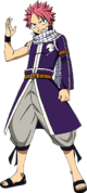 Natsu Dragneel Grand Magic Games Outfit