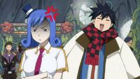 Juvia Getting Irritated by Gray