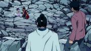 Lahar and Doranbolt find Cobra and Kinana