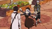 Juvia Confused Between the Two
