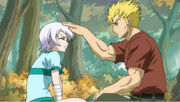 Laxus Meets Lisanna Again