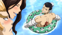 Bacchus and Cana Talking