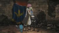 Natsu Catches Lucy