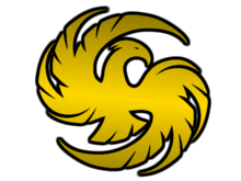 Phoenix grave logo outlined by n3wmarko-d8aq13h