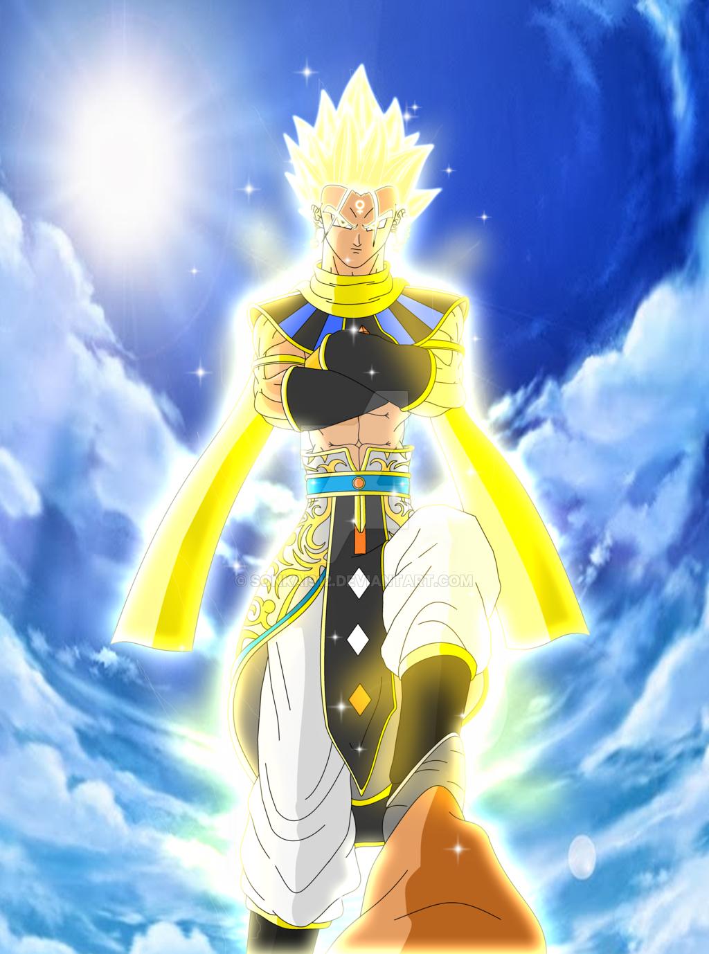 Image - Kai lan god form.png | Fairy Tail Fanon Wiki | FANDOM ...