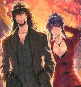 Azuki's parents