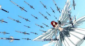 Erza sword