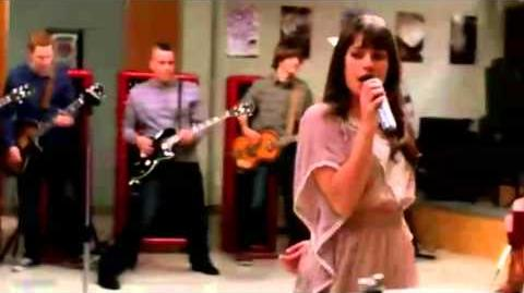 ► go your own way (glee cast) full performance