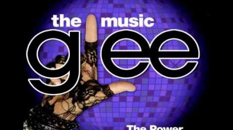Glee The Power of Madonna - Borderline Open Your Heart