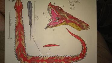 Blood viper