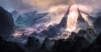 Bladewrought Peaks