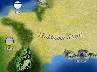 Haldmoor Strait