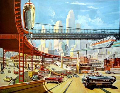 Pre war Manhattan