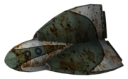 Z43-521P rocket