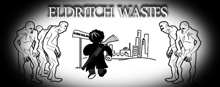 Eldritch Wastes Cover