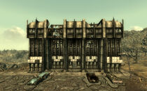 Dunwich building