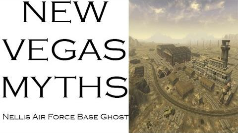 New Vegas Myths Nellis Air Force Base Ghost