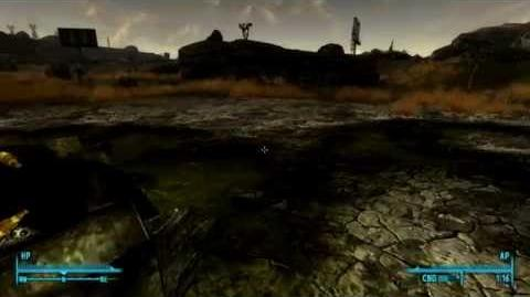 Fallout New Vegas Legend Reference The Legend of The Wrecked Highwayman