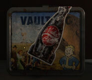Fo4 Vault-Tec Lunchbox Front Sticker