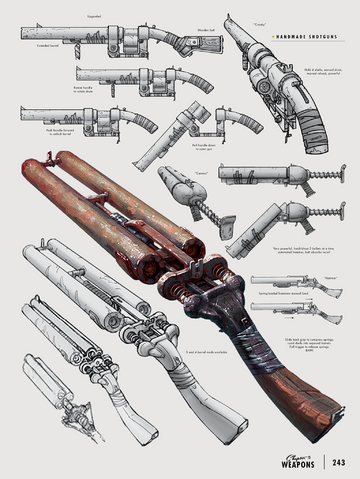 File:Fo4 shotguns concept art.png