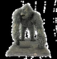 GorillaStatue-NukaWorld