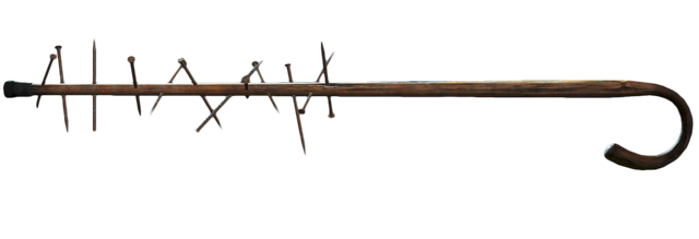 File:FO4 Spiked walking cane.png
