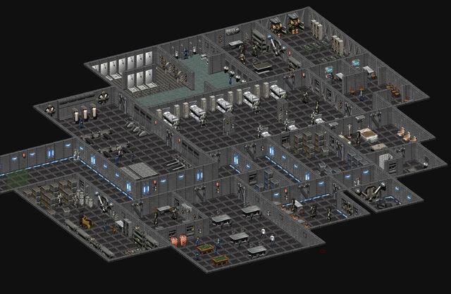 File:Fo2 Enclave Oil Rig Barracks.jpg