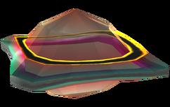 Large Alien Crystal